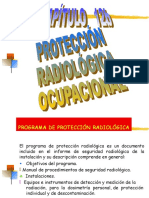 Inducción de Seguridad Radiológica.