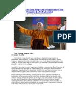 Some Khenpo Teachings