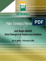 Petrobras Plano Estrategico 2015
