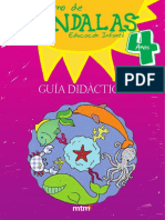 Guida Didactica Para Los Mandalas