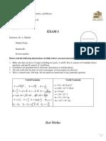 Exam1 PHYS 193 Spring2014-M2