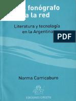 Leer La Pantalla, La Novela en La Era de Internet