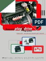 Sistema a Inyeccion Secuencial Fasada Gas Natural-brc