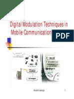 M1 MODULATION Digital Modulation