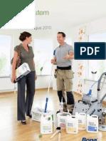 Bona Product Catalogue 2010