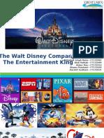 Section 2 Group 1 Walt Disney