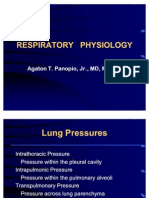 Respiratory Physiology - A