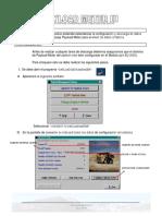 Instructivo de Configuración y Descarga de Datos