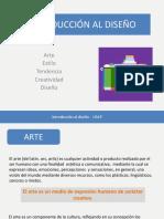 1. Introducción Al Diseño, Arte