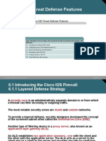 Cisco IOS Threat Defense Features-student