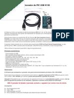 Tutorial Gravador de PIC USB K150