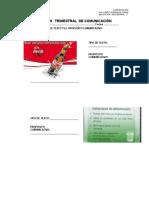 Examen de Comunicaciòn- 1ero a - 2016- Proposito Comunicativo- Tema-subtema - Texto Literario y No Lit