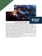 Ilusiones en Las Nubes Cósmica1