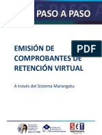 0009-Guias Paso a Paso - Emisión Comprobantes de Retención Virtual