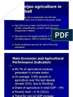 Ministry of Agriculture Presentation