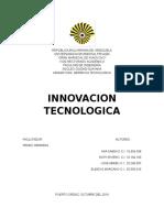 Innovación de Tecnología Agrícola
