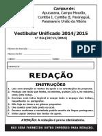 REDAÇAO 2014_2015