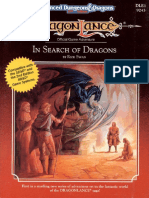 AD&D DL DLE1 in Search of Dragons