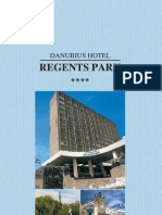 Brochure - Danubius Hotel Regents Park, London, United Kingdom