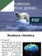 Seminário Ecologia Antárdida