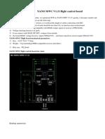 NANO MWC V1.31 Flight Control Board Manual (1)