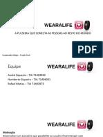 Apresentação Weareable V2