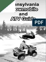 ATV Laws guide PA