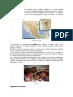Monografía de Los Huicholes