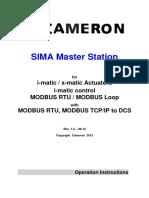 SIMA Master Station