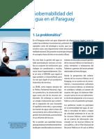 Foroagua c Gobernabilidad Del Agua en Paraguay 1