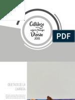 Catálogo de Los Mejores Trabajos de Diseño 2015 Juan Cano
