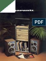 Hfe Marantz Sound and Quality 1982 De