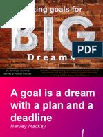 Big Dream RDDomingo