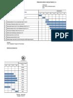 Form Program Kerja k3lh 2016 Pp1