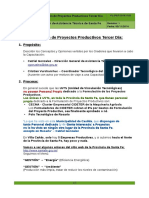 PL-DAT-20161103 - Formulacion Proyectos Productivos Tercer Dia