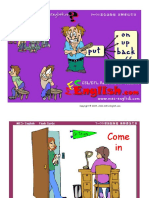 Phrasal verbs (Elementary)