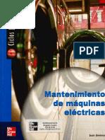 Mantenimiento de Máquinas Eléctricas - Juan Jimenez.pdf