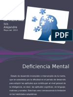 Deficiencia Mental 2