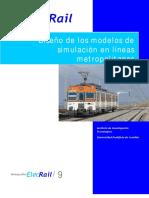 Diseño de Los Modelos de Simulación en Líneas Metropolitanas