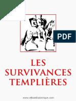 Survivances-Templieres