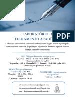 Lab de Letramento
