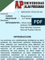 Patologias Enzimaticas Trabajo
