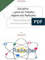 Higiene Das Radiações PUC 2014