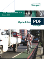Cycle Infrastructure Design
