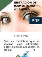 Ads. Vía Oftalmica