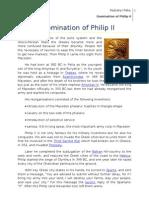 Domination of Philip II