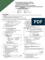 Soal BAhasa Inggris VIII UTS Genap 2015_2016