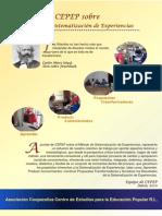 Apuntes de CEPEP sobre el Método de Sistematización de Experiencias