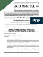 Arancel 5a. Enmienda SAC El Salvador