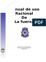 Manual Uso Racional de La Fuerza